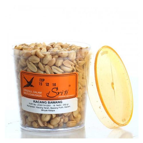 Kacang Bawang Cup Sriti Food