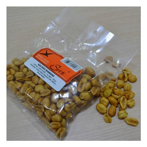 Kacang Bawang  Kecil Sriti Food (Isi 2 pcs)
