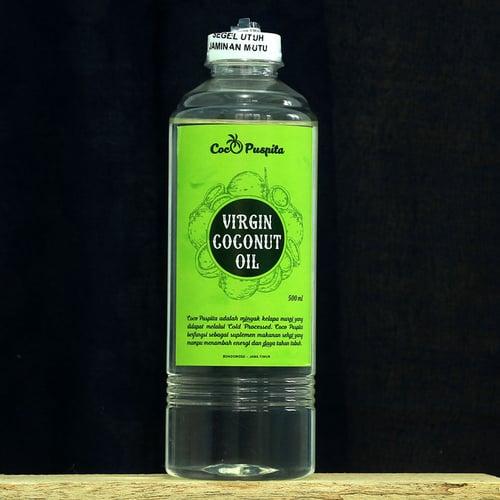 Virgin Coconut Oil - VCO - 500 Ml - Amunisi Ketofastosis - Keto Friendly - Ketogenik
