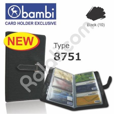 BAMBI Exlusive Card Holder 8751