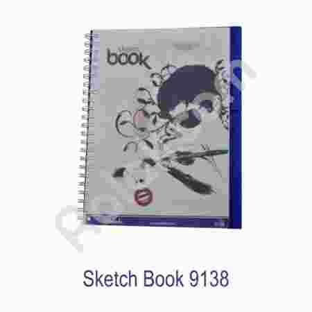 BAMBI Sketch Book Fashion 9138