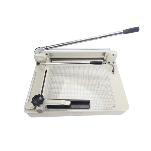 Mesin Potong Kertas Innovatec 868 for A3 Manual