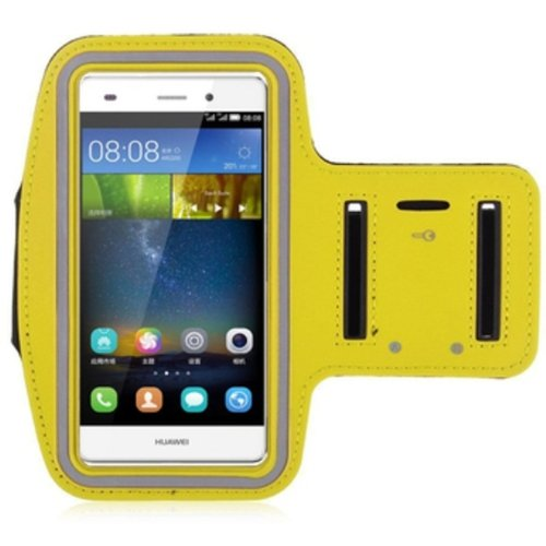 BODY GYM Smartphone Arm Band 6G Kuning