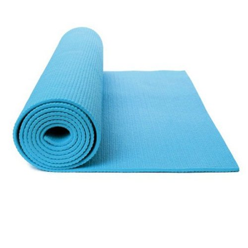 BODY GYM Yoga Mat PVC 6mm Biru Navy