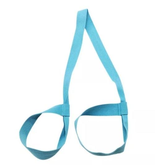 BODY GYM Yoga Mat Strap Biru