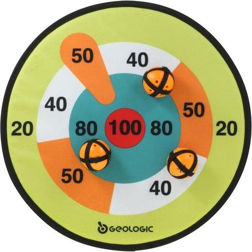 GEOLOGIC Dartboard Scratch Target Classic