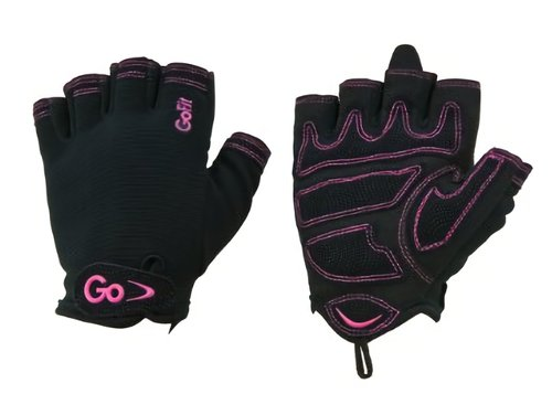 GO FIT Fitness Gloves Women Size M