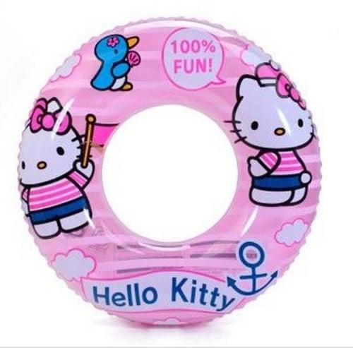Hello Kitty Swimming Ring