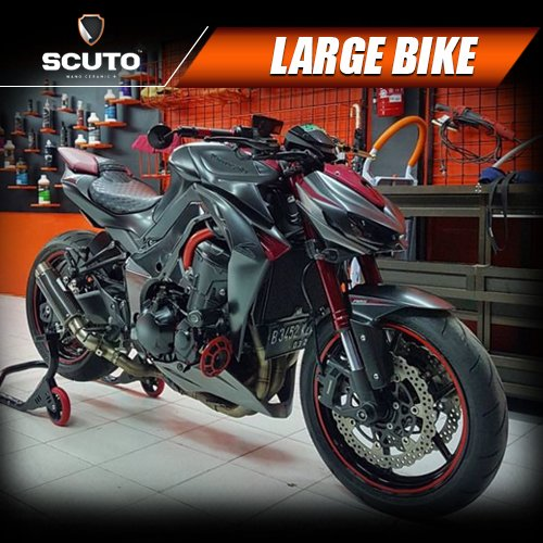 SCUTO Nano Ceramic Large Bike