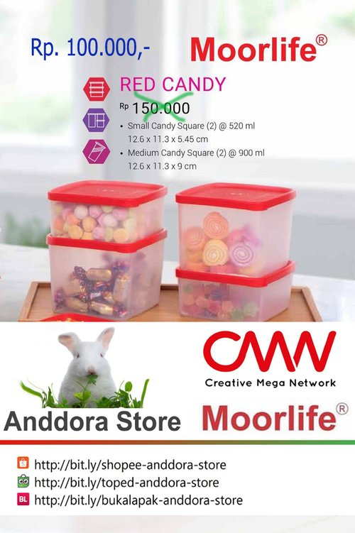 Moorlife Red Candy
