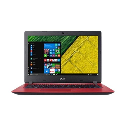 harga ACER ASPIRE 3 A314 33 C1V8 Notebook Red Intel Celeron N4000 4GB 500GB ODD 14inch Win10 Ralali.com