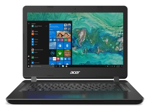 harga ACER ASPIRE 3 A314 41 9556 Notebook Black AMD A9 9420E 4GB 1TB ODD 14inch Win10 Ralali.com