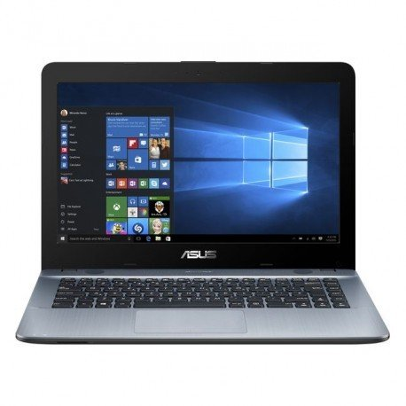 harga ASUS X441UB GA312T Notebook  Silver Intel Core i3 7020U NVidia GeForce MX110 4GB 1TB 14  Win10 Ralali.com