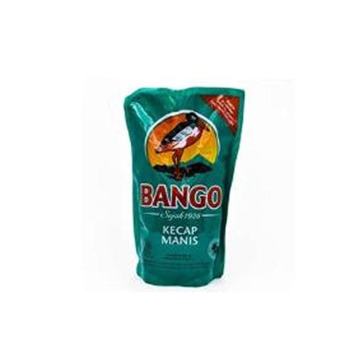 BANGO Kecap Manis Pouch 600ml