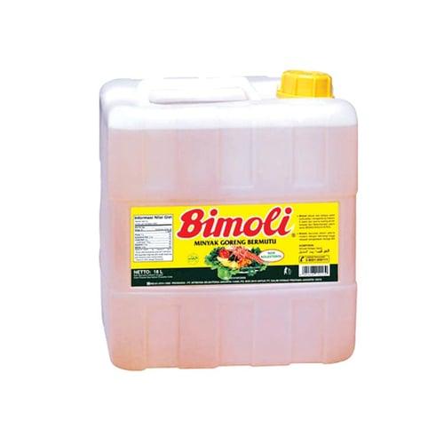 BIMOLI Minyak Goreng Jerigen 18L