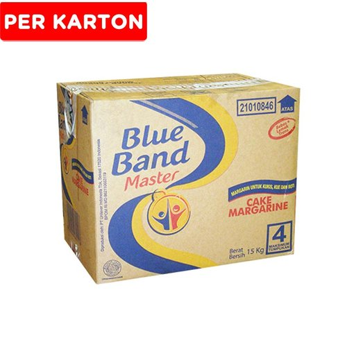 BLUE BAND Master Cake Margarin 15Kg