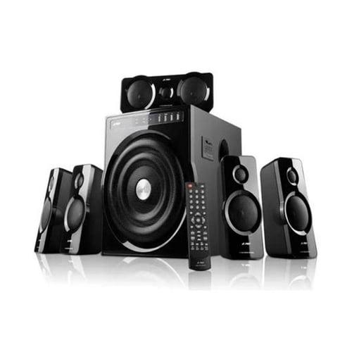 F&D Speaker Audio Hitam F6000U