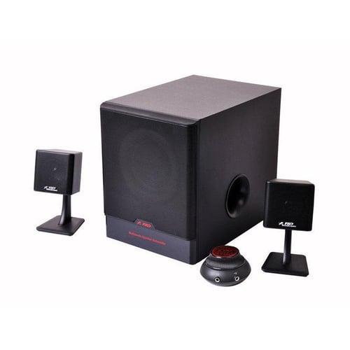 F&D Speaker Hitam F680