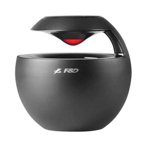 F&D Speaker Bluetooh W18BT Hitam