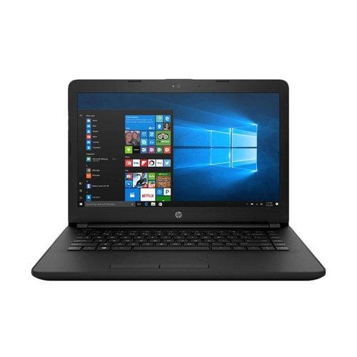harga HP 14 BS743TU Notebook  Black Intel Core i3 6006U SMB0 4GB 1TB ODD 14  Win10 Ralali.com