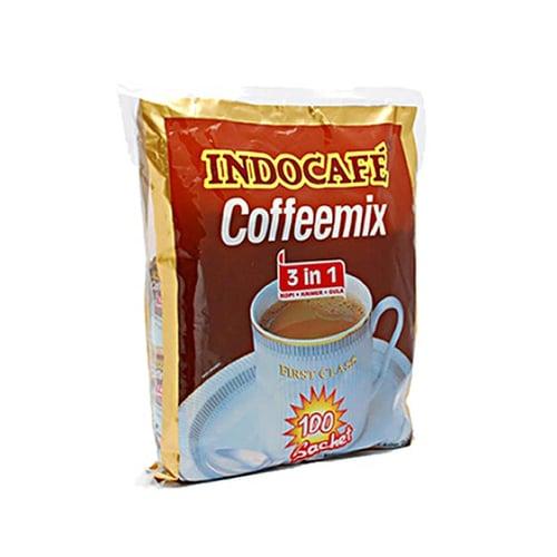 INDOCAFE Coffemix Polybag 20gr Isi 100 Sachet