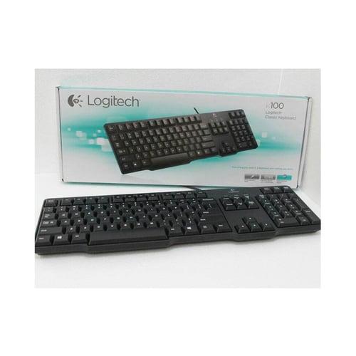 LOGITECH Keyboard K100 Kable