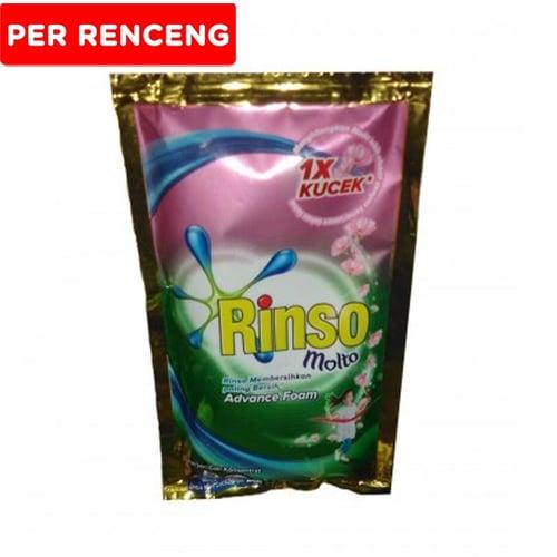 RINSO Molto Cair Sachet 6x42ml