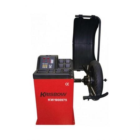 KRISBOW Wheel Balancer 10-24In KW1900975 Car-Motor 200W