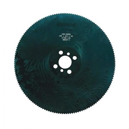KRISBOW Circular Saw Blade Steel 315X2.5X32X4T KW0200058