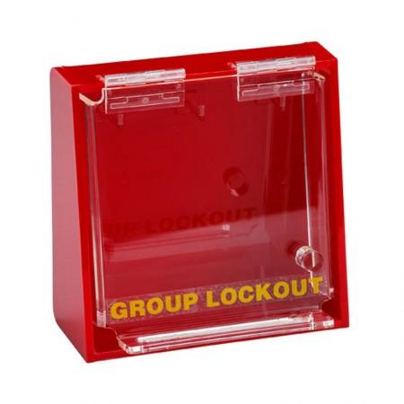 BRADY LG008E Acrylic Wall Lock Box Medium