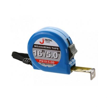 JETECH JC0001022 Measuring Tape 5 m X 25 mm PS25-5.0D