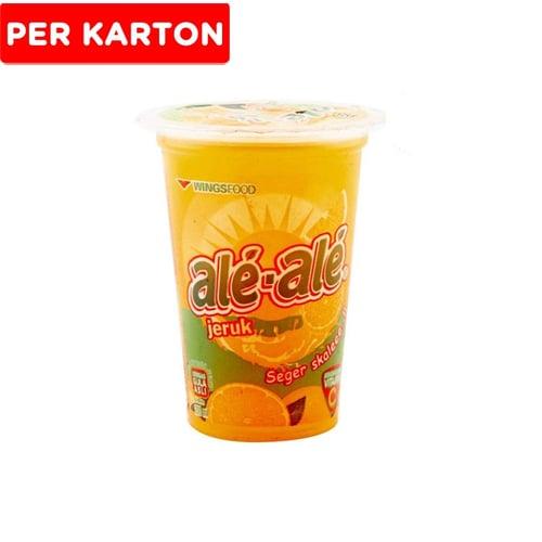 ALE ALE Orange 200ml 1Karton Isi 24pcs