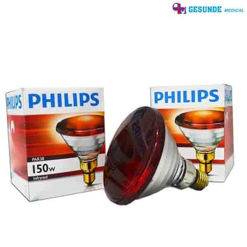 Bohlam Lampu Infrared Philips