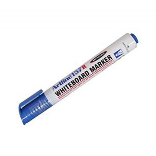 ARTLINE 157R Whiteboard Marker Biru 3pcs