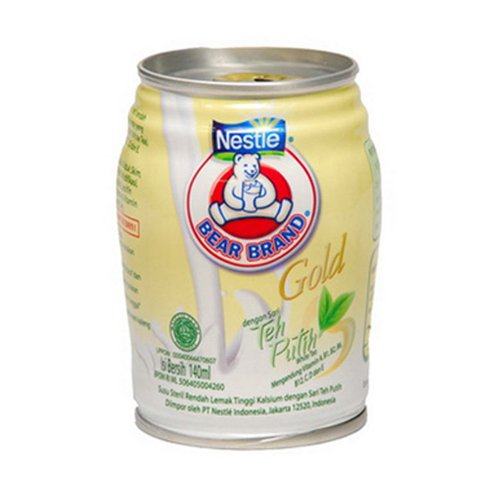 BEAR BRAND White Tea Gold 140ml