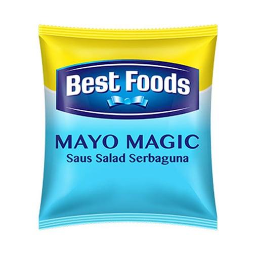 BEST FOOD Mayo Magic 3ltr