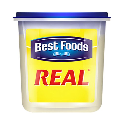 BEST FOOD Real Mayonaise 3ltr