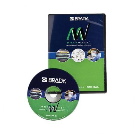 BRADY Markware Deluxe Software Asia V 20710 20700