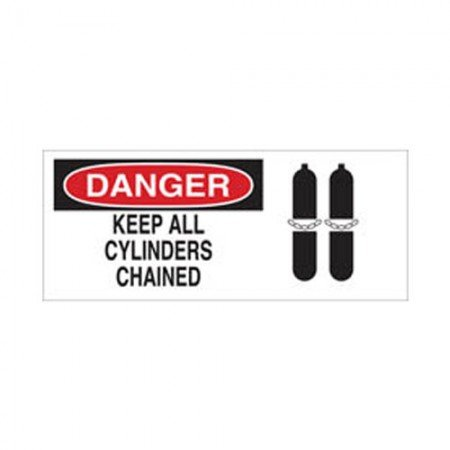 BRADY 43487 B-555 Aluminium Safety Sign 10X14