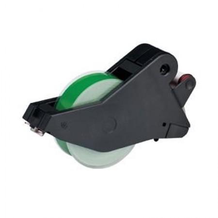 "BRADY 64815 B-580 Tape White/Green 1.1/8""X90' (2"