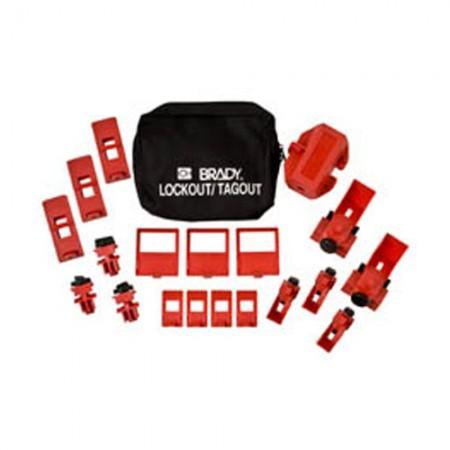 BRADY 65405 Breaker Lockout Pouch