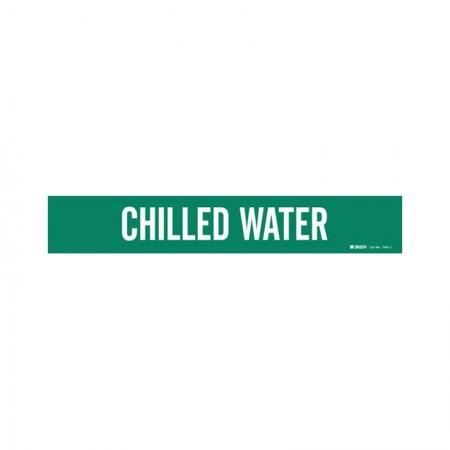 BRADY 7045-1 Chilled Water Green