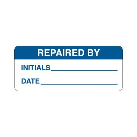 BRADY 82593 Write On Inspection Label