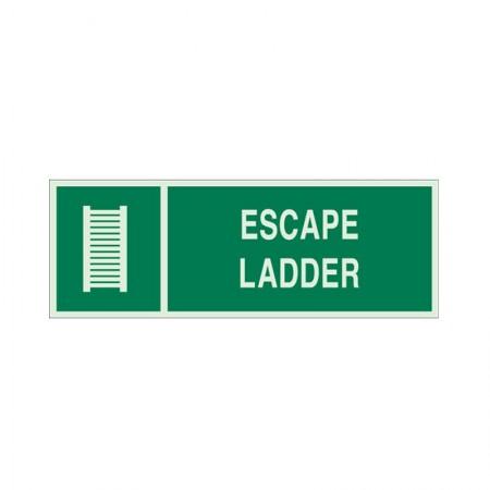 BRADY 90941 B-347 Escape Ladder