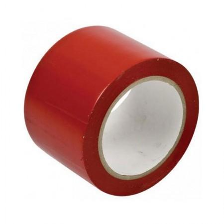 BRADY Aisle Marking Tape Red 3INX36YD 58251