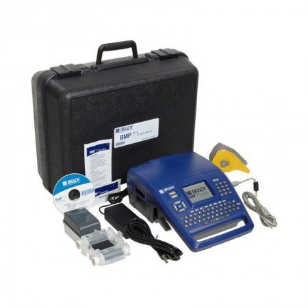 BRADY Portable Sign And Label Printer BMP71