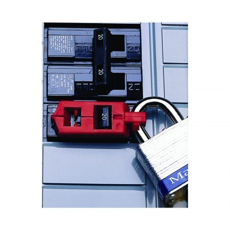 BRADY Single Pole Circuit Breaker 120V 65688