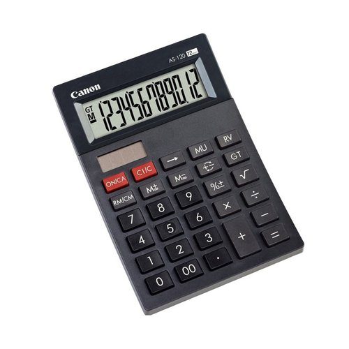 CANON Calculator AS 120 HB
