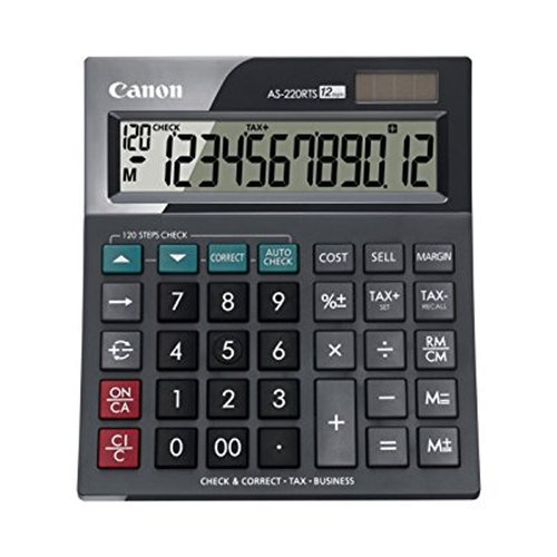 CANON Calculator AS220 RTS HB