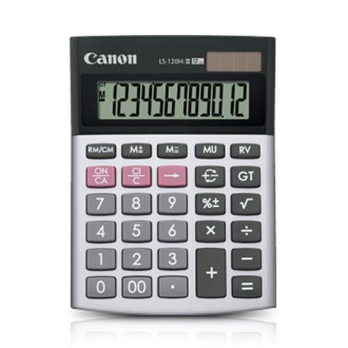 CANON Calculator LS 120 HI LII HB